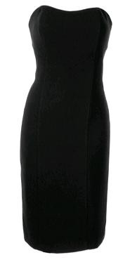 LTS Eisel Black dress