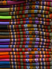 Fabric (pantha29) Tags: colour peru pattern vivid olympus fabric zuiko e510 southamerican 1260mm