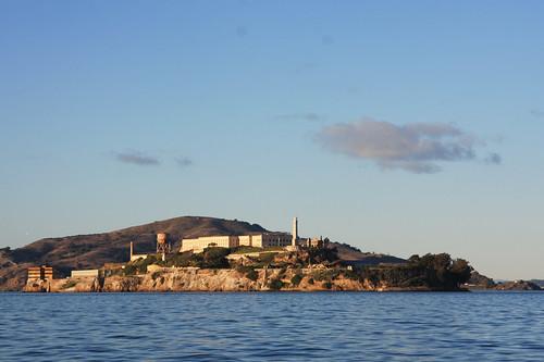 Alcatraz, Golden Hour