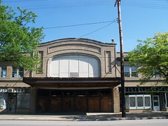 OH Cleveland - Former Theater (scottamus) Tags: old ohio cinema abandoned vintage movie closed theater cleveland cuyahogacounty