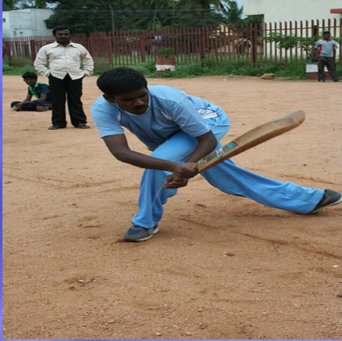 south zonal cricket tournament for the Persons with visual impairment