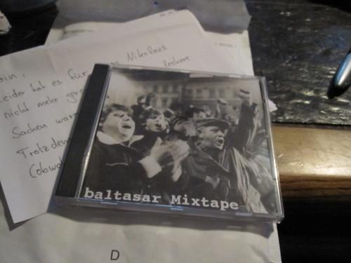 mixtape wichteln 2010