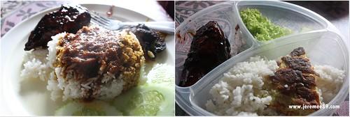 Tanjung Bungah Masjid Terapung Nasi Melayu - Jon