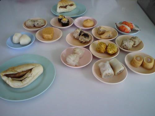泰國普吉傳統早餐燒賣DSC01530