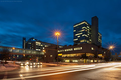 Evening in Berlin-Wedding (Dietrich Bojko Photographie) Tags: berlin germany deutschland evening abend explore bluehour frontpage nigth dietrichbojko dietrichbojkophotographie