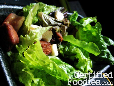 KFC Garden Salad - helped in making the Double Down less sinful - CertifiedFoodies.com