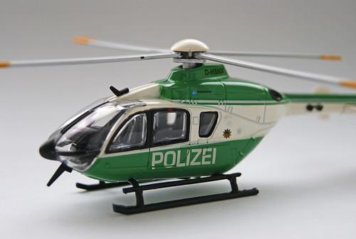 DSC09818Eurocopter EC 135 - Polizei Sachsen