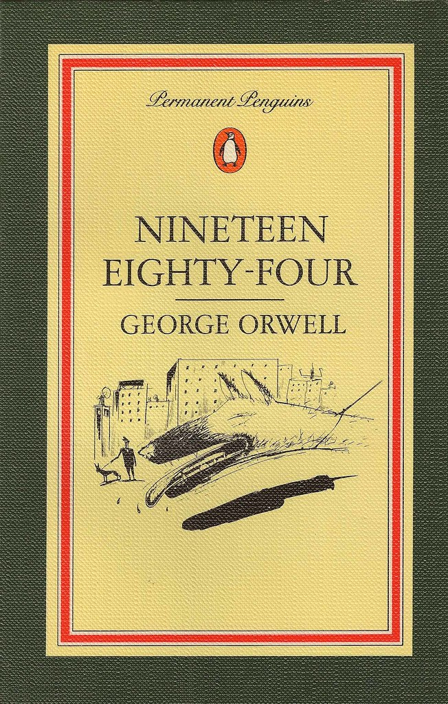 Permanent Penguin - George Orwell - Nineteen Eighty-Four