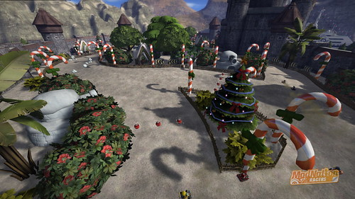 ModNation Racers PS3: Christmas Eve