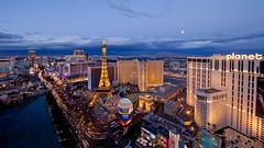 High Above Las Vegas