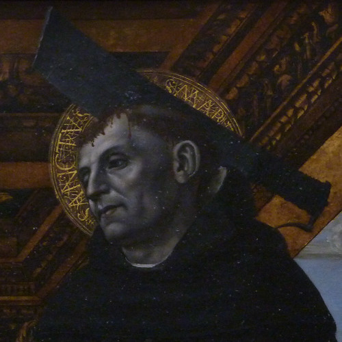 Saint Peter Martyr Detail