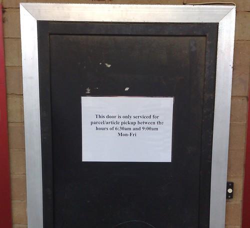 Post office: secret door explained