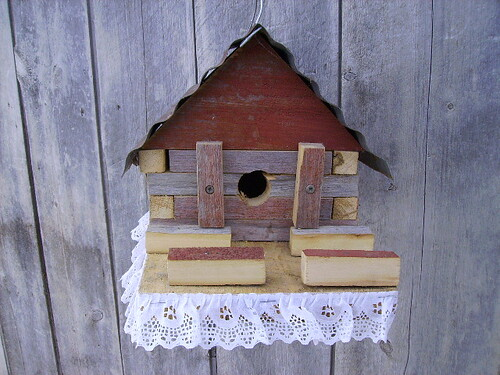 Free birdhouse plans - Woodworking plans, projects patterns. Do it