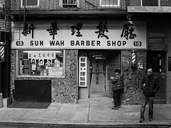 SunWahBarberShop (Street Witness) Tags: street nyc sun shop chinatown samsung barber wah nv7