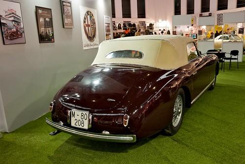 L9770785 - Auto Retro 2010. Alfa Romeo 6C 2500 Freccia d'Oro