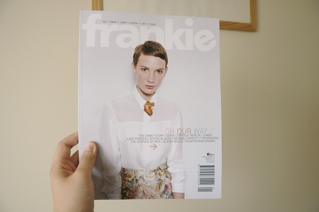 Frankie Issue 39