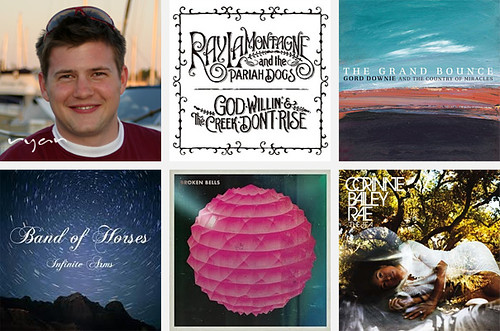Top 5 Albums of 2010 - Ryan Ashton