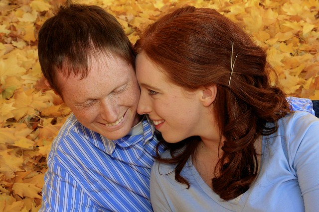 Steve and Tiffany