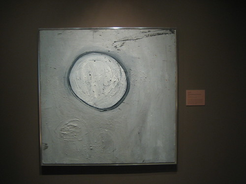 The Illustrated History of the Universe, 1955, Oil on Masonite, Jay DeFeo, Oakland Art Museum _ 9548