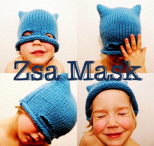 Zsa Mask
