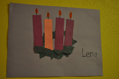 this weekend we :: celebrated the last week of advent