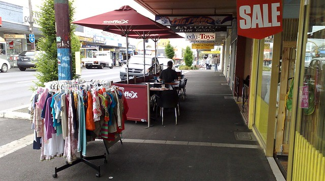 Shops on Centre Road, Bentleigh