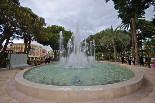Parque Hernández. Inauguración 22-12-2010