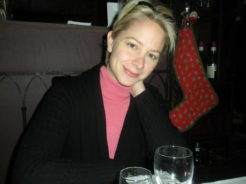 Sarah at Saint James Restaurant