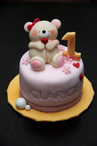 Clarice is One!