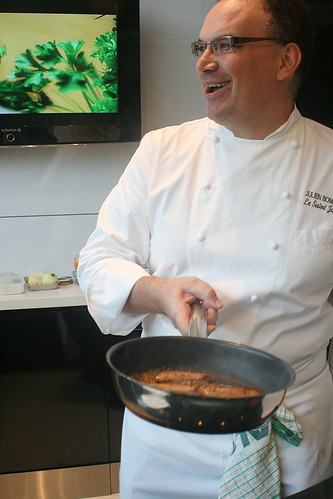 Chef Julien will show you how easy it is to make your own foie gras terrine at home