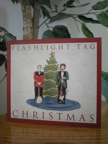 Flashlight Tag Christmas CD