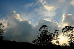 Setting sky (anoop_gkris) Tags: lake dam kerala reservoir munnar kundala setuparvatipuram