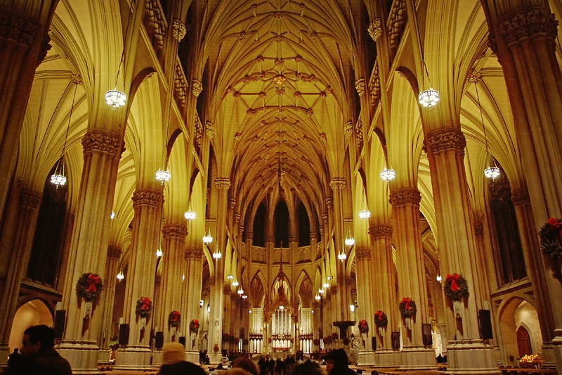 St. Patrick's Cathedral, NYC