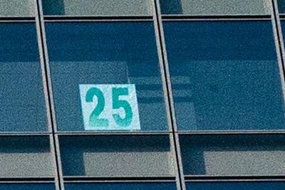 25 indeed