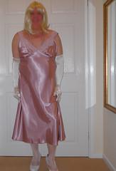 Wendy Satin (7) (Wendy Satin) Tags: stockings cd satin silky nighties