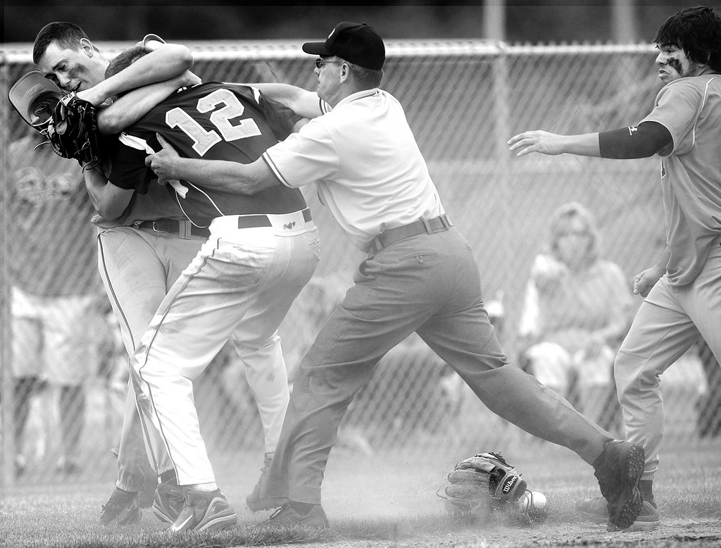 Baseball Fight