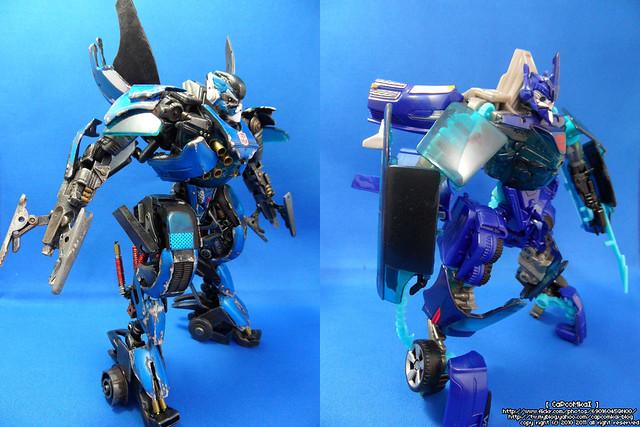 Transformers ROTF Jolt toy 8