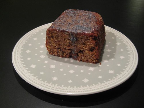 Nigel Slater's Beetroot seeds cake