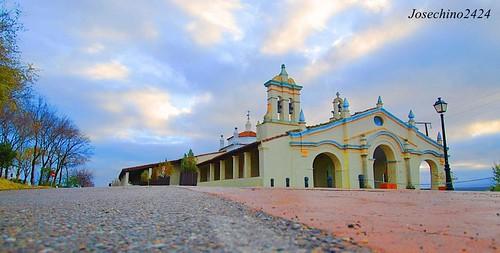 Antigua ermita de Coria ( Caceres)  reformada.