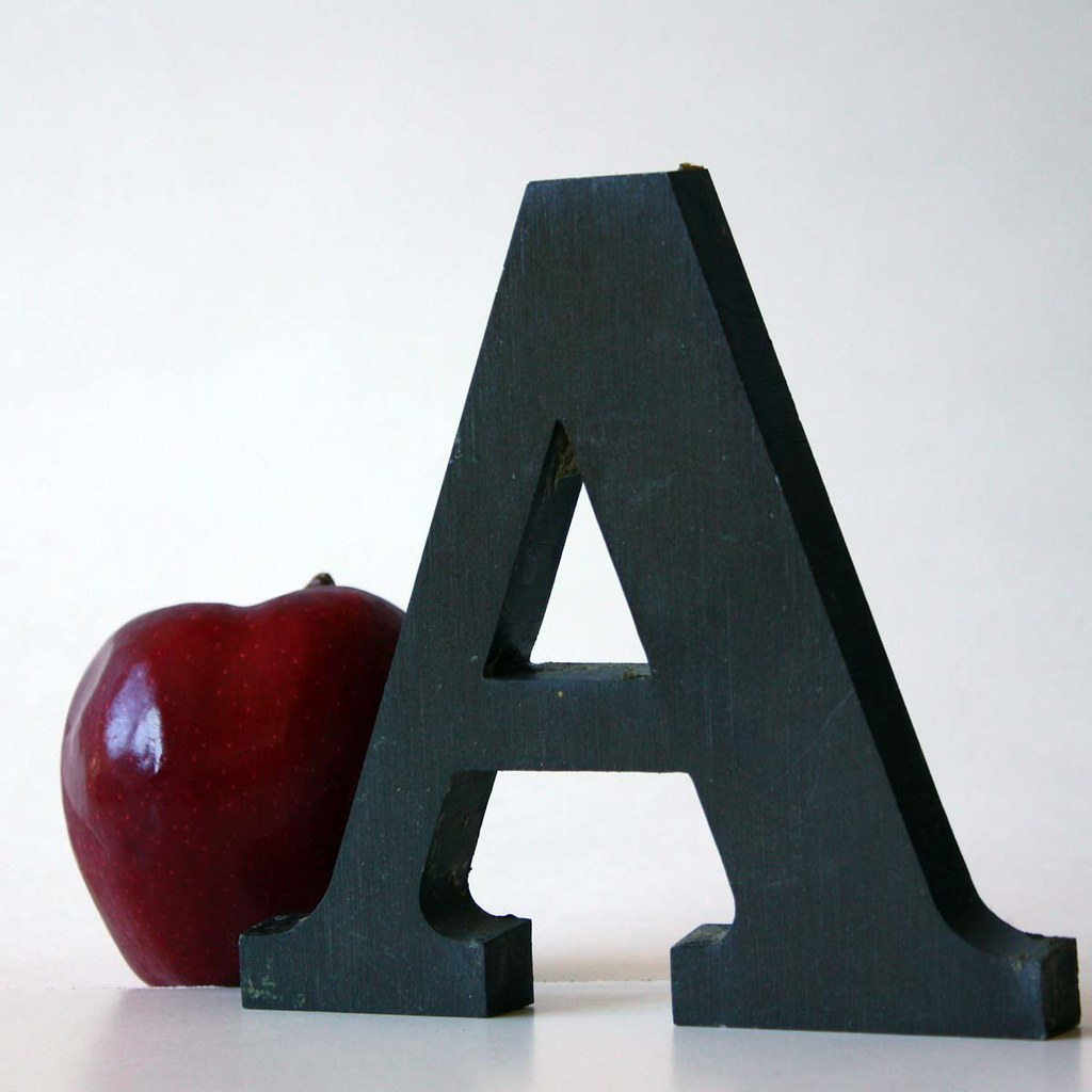 Letter A Small-1