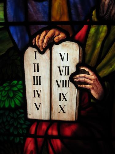 The 10 Commandments from flcikr/jbtaylor