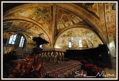 Basilica di S.Francesco - Interno (Ste_Nikon) Tags: basilica chiesa assisi umbria sfrancesco