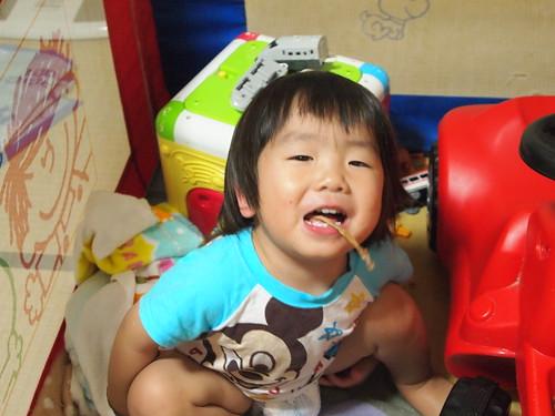 長男2歳になりました。