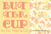 Buttercup by Fig Tree Quilts for Moda Fabric
