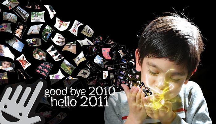 Lo mejor de 2010 en Cibervoluntarios