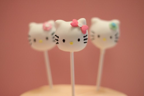 Hello Kitty Pops