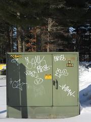 Tags (Johny pockets) Tags: real graffiti riot oz carver villains eto seak deso