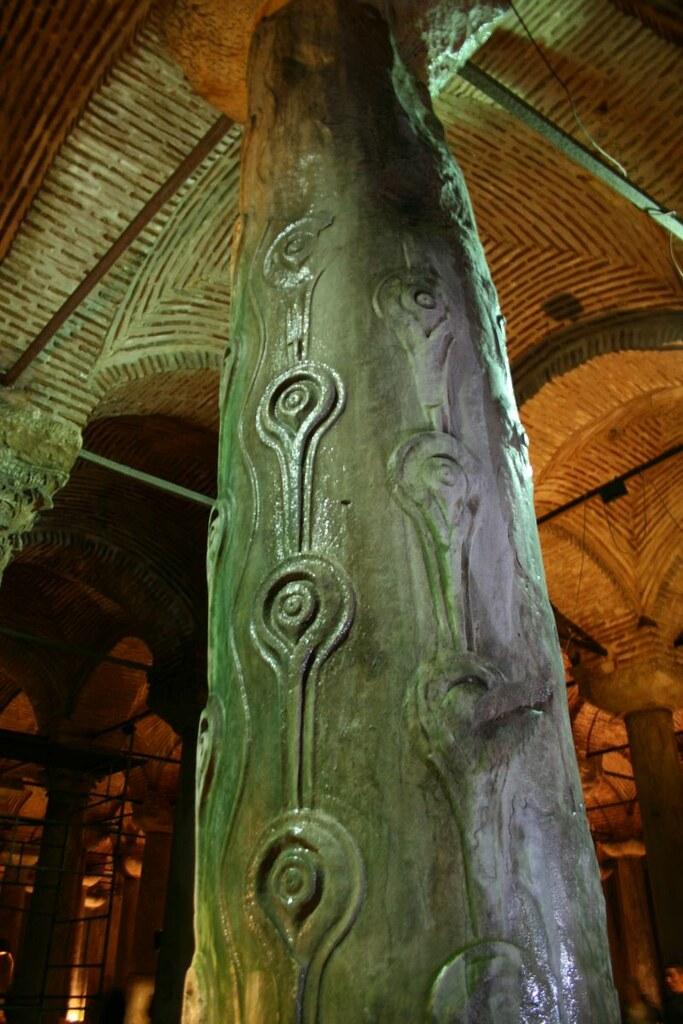 The Basillica Cistern 07