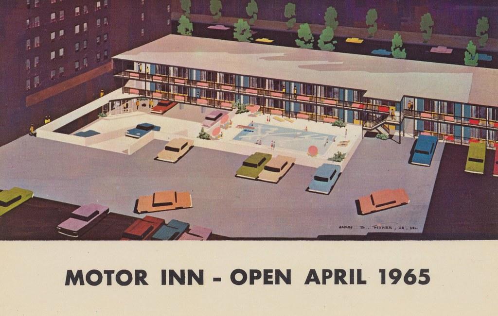 Warwick Motor Inn - St. Louis, Missouri