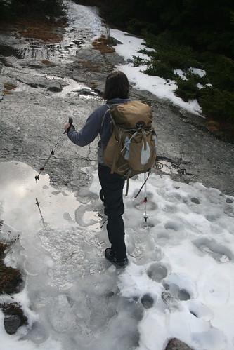 Slush Hike